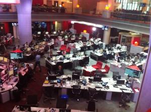 Lantai paling bawah BBC.