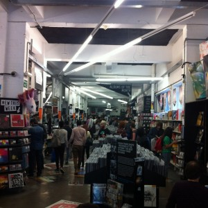 Rough Trade East.