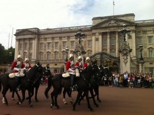 Kuda Inggris.