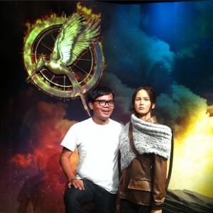 Puasa ya paling pas maen  Hunger Games.