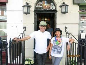 221b Baker Street.